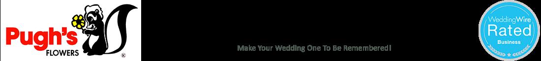Pughs Wedding Flowers Logo